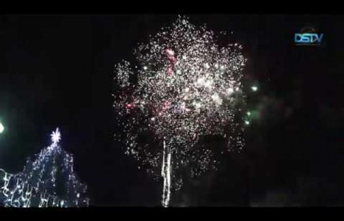 Embedded thumbnail for Veselá rozlúčka so starým rokom a privítanie nového roku na námestí pred MsKS