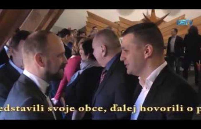 Embedded thumbnail for Trnavský župan na návšteve v našom meste