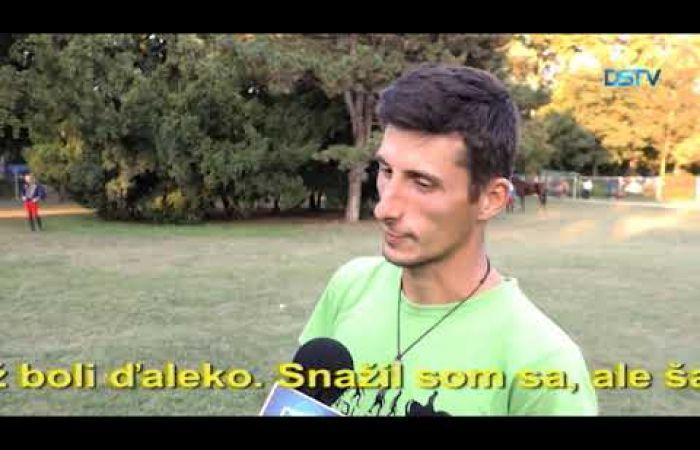 Embedded thumbnail for Hornozemskí jazdci bez vavrínov na Národnom galope
