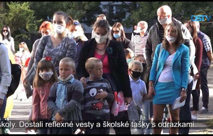 Embedded thumbnail for Otvorenie školského roka v tieni koronavírusu