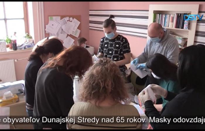Embedded thumbnail for Mestský úrad pomáha obyvateľom rôznymi spôsobmi