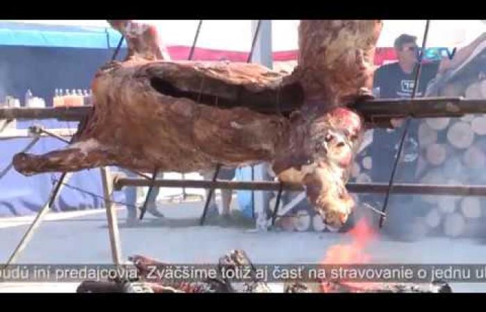 Embedded thumbnail for Jarmok čaká návštevníkov bohatou ponukou tovaru a pestrými sprievodnými programami