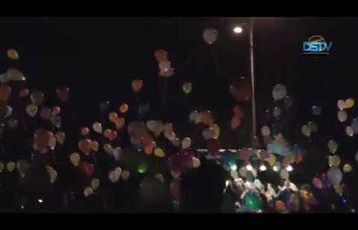 Embedded thumbnail for Na pomoc sociálne odkázaným žiakom 650 balónikov šťastia