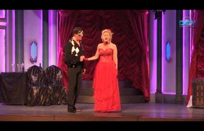 Embedded thumbnail for Dunajskostredské obecenstvo tlieskalo cirkusovej princezne