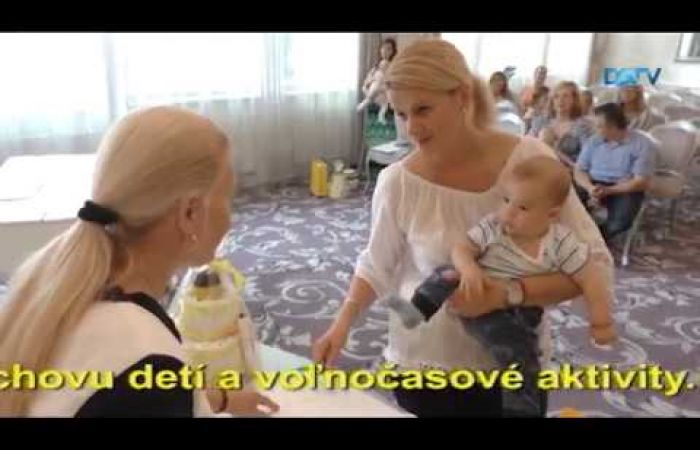 Embedded thumbnail for Samospráva prvýkrát organizovala slávnostné privítanie novorodencov