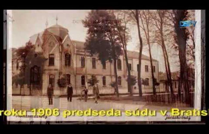 Embedded thumbnail for Prebieha obnova pôvodnej budovy Okresného súdu