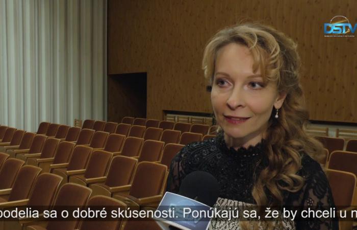 Embedded thumbnail for Vážna hudba si podmanila Dunajskú Stredu