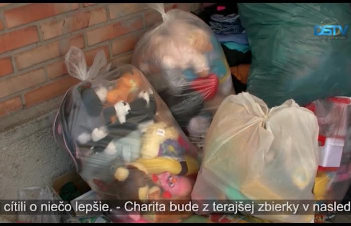 Embedded thumbnail for Farská charita zorganizovala úspešnú zbierku