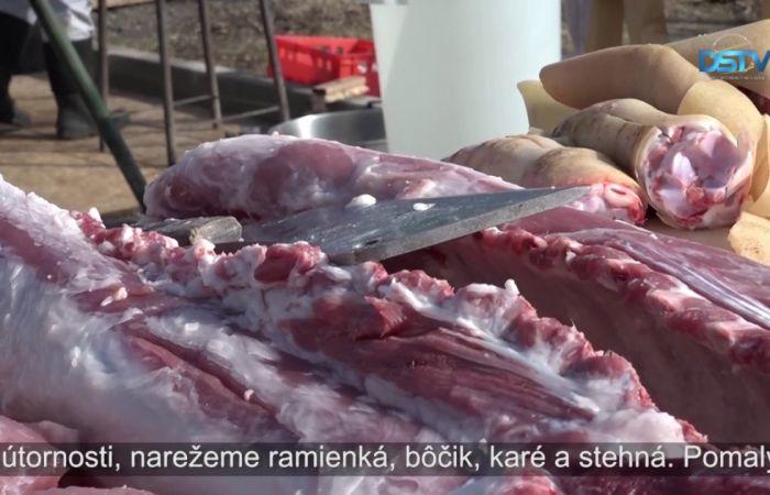 Embedded thumbnail for Prasačiny s maďarskými špecialitami a domácimi chuťami