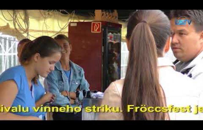 Embedded thumbnail for Festival vínneho striku vyrástol na trojdňový