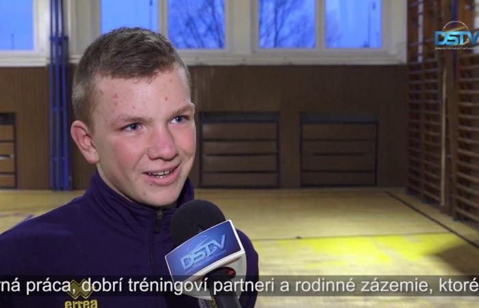 Embedded thumbnail for Úspešný rok Dunajskostredského zápasníckeho klubu