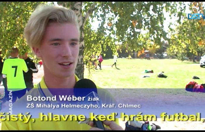Embedded thumbnail for Hornozemská študentská olympiáda posilňuje maďarskú identitu