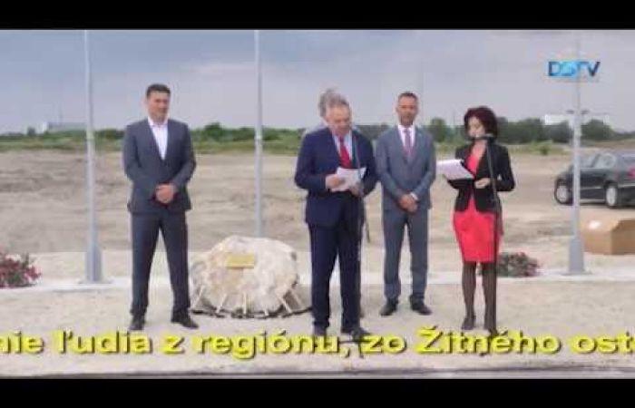 Embedded thumbnail for Miera nezamestnanosti v okrese Dunajská Streda je už pod 3 percentami