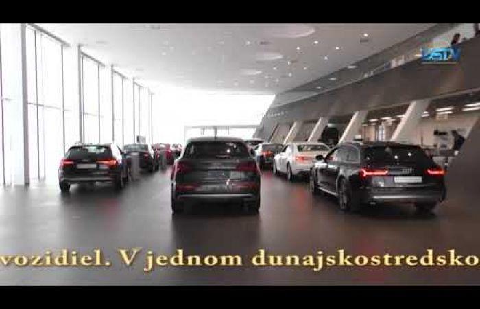 Embedded thumbnail for Náš okres je na poprednom mieste v počte motorových vozidiel