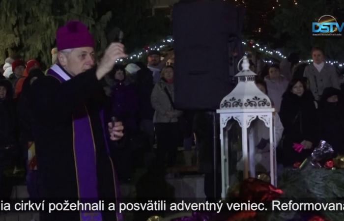 Embedded thumbnail for Otvorenie adventu v znamení vianočných trhov