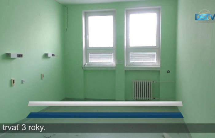 Embedded thumbnail for V dunajskostredskej nemocnici sa začala rozsiahla rekonštrukcia