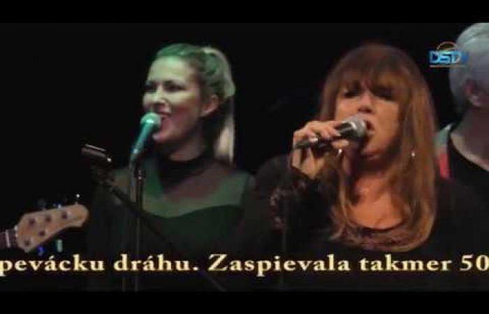 Embedded thumbnail for Jubilujúca Sarolta Zalatnay koncertovala aj v našom meste