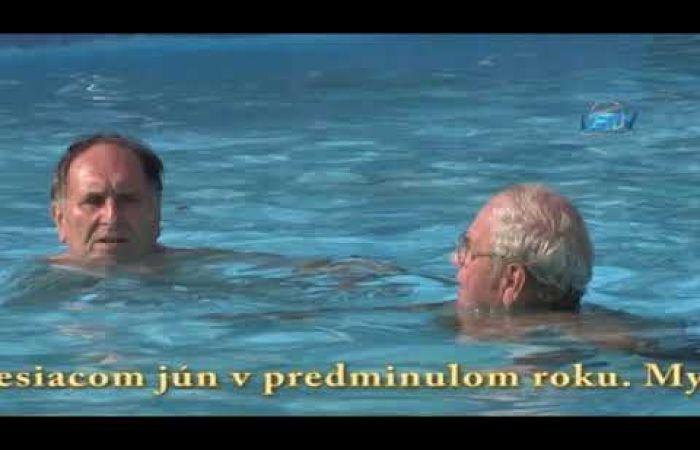 Embedded thumbnail for Termálne kúpalisko má za sebou úspešnú letnú sezónu