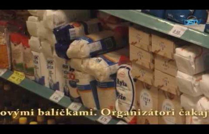 Embedded thumbnail for Dunajskostredský Rotary Club zopakuje vlaňajšiu zbierku