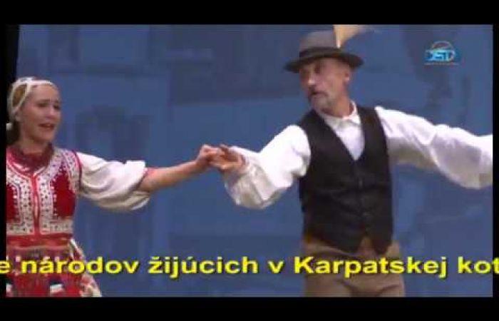 Embedded thumbnail for Očarujúci galavečer súboru ľudového tanca