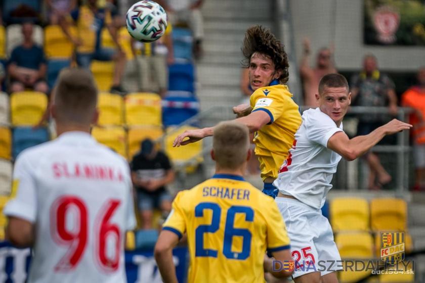 Pred zápasom Sereď-DAC: 2.12. miesto 1.11