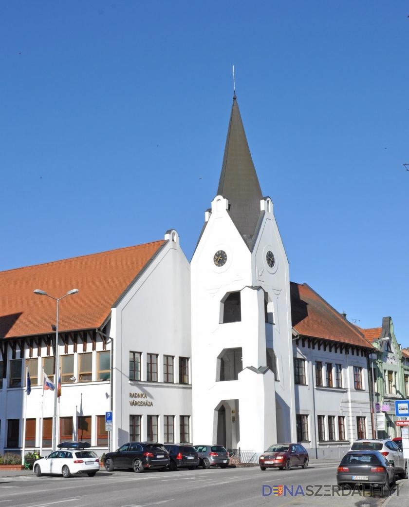 Oznámenie Mestského úradu Dunajská Streda