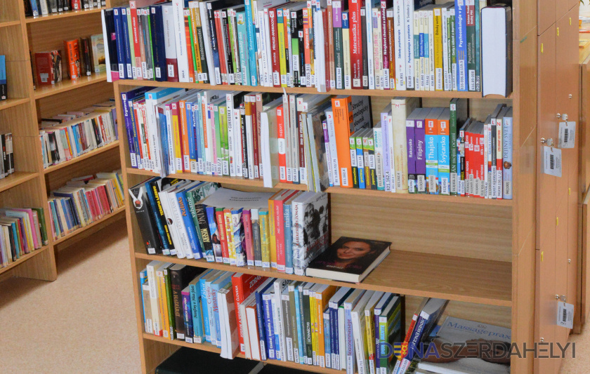 Znovuotvorenie knižnice dňa 18.novembra 2020