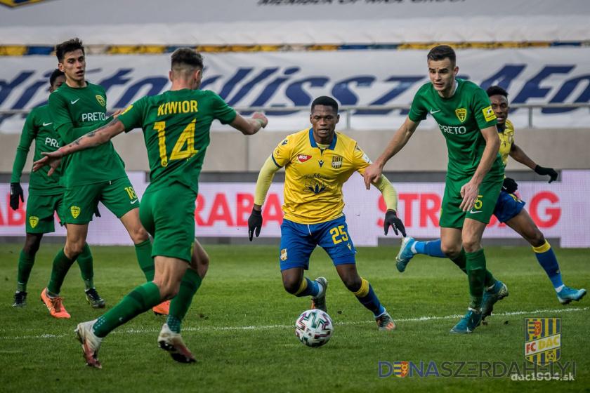 Pred zápasom DAC-Žilina: o európsku definitívu