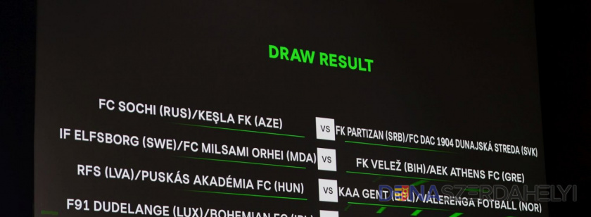 Na víťaza dvojzápasu Partizan-DAC čaká lepší z dvojice Soči-Kesla