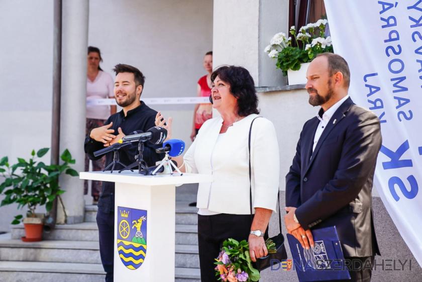 Župa otvorila svoje prvé sociálne zariadenie podporovaného bývania, nachádza sa v Senici
