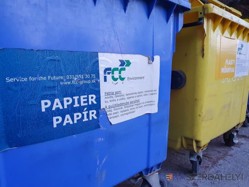 Odvoz triedeného odpadu aj v júni