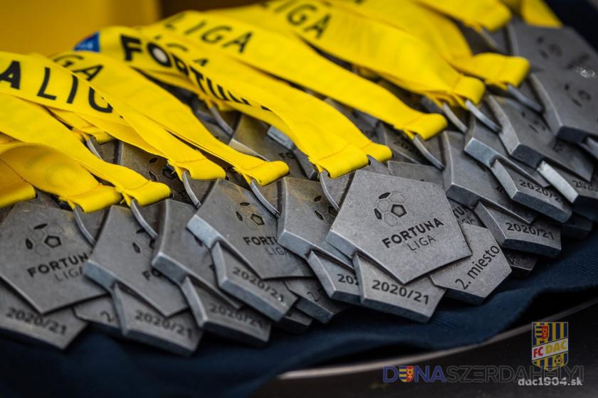 Šiesta ligová medaila