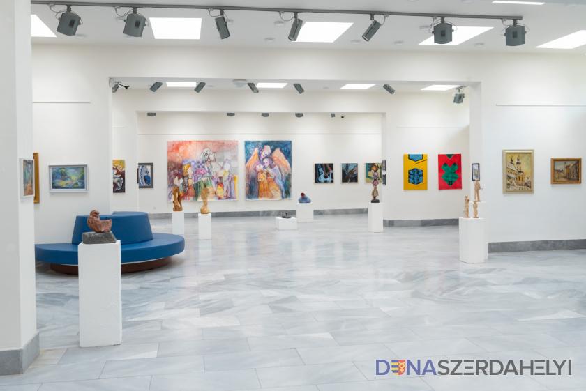 XXIV. Výtvarné spektrum 2021 v galérii Žitnoostrovského múzea