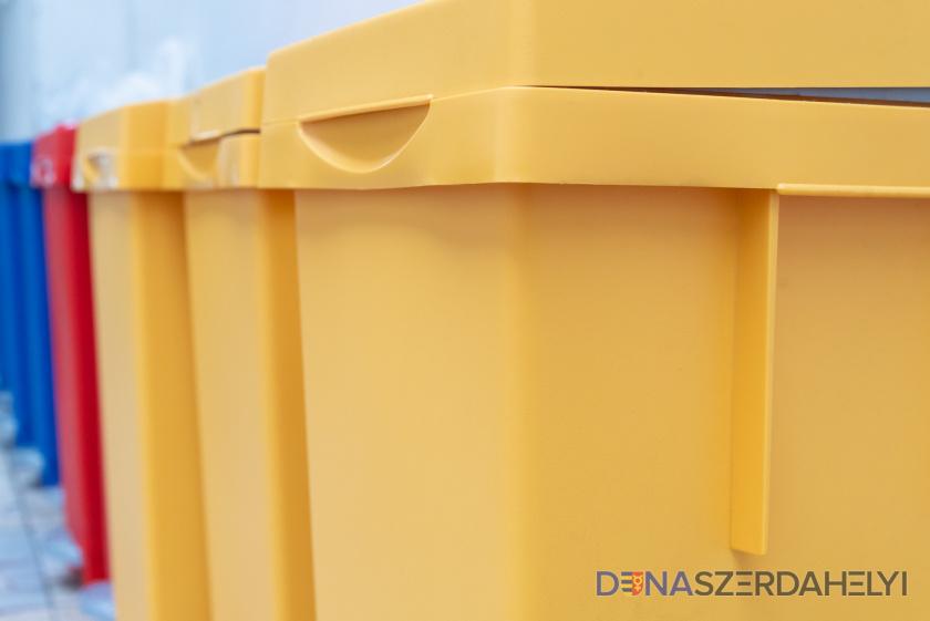 Do žltých vriec zozbieraný odpad odvezú vo štvrtok