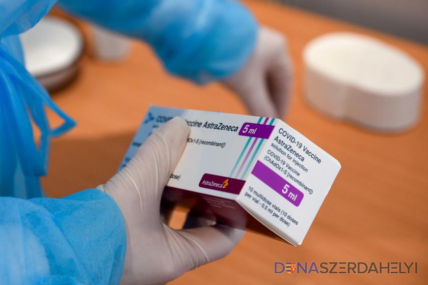 NCZI zrušilo pridelené termíny na prvú dávku vakcíny od AstraZeneca