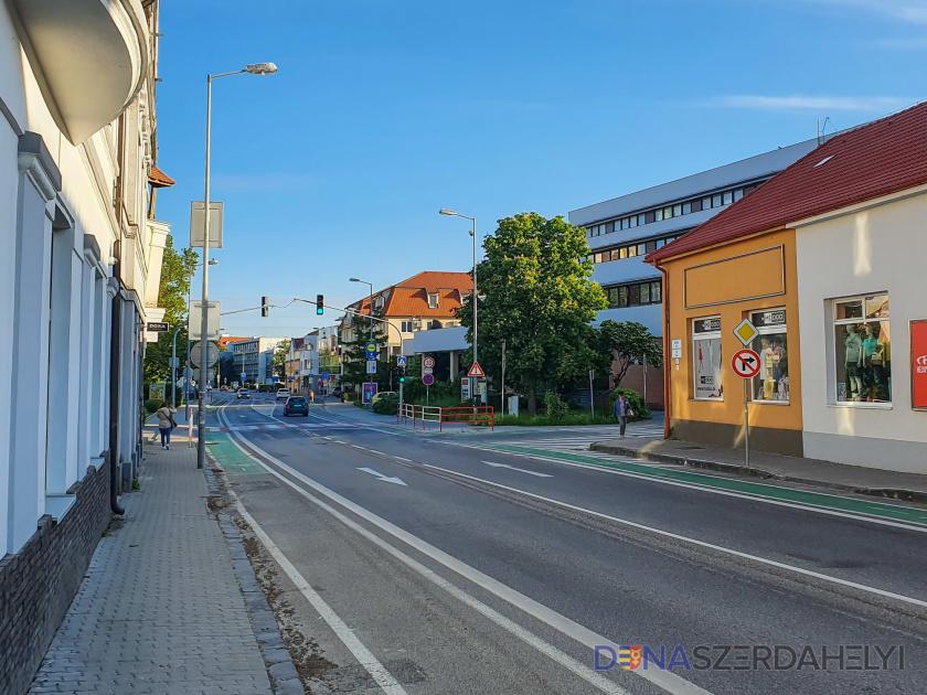 Dunajská Streda sa dostala do žltej fázy