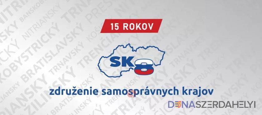 SK 8 obhajuje záujmy obyvateľov samosprávnych krajov už 15 rokov