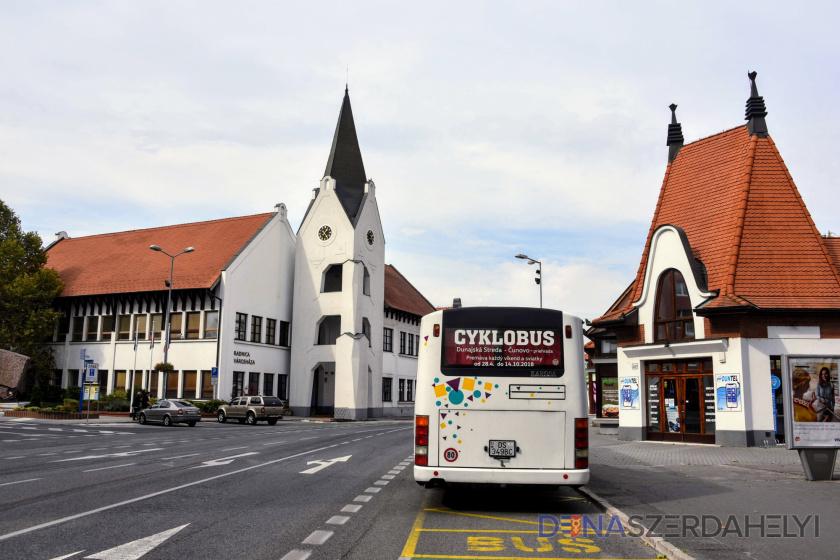 Od dnes 8. mája opäť premáva bezplatný cyklobus