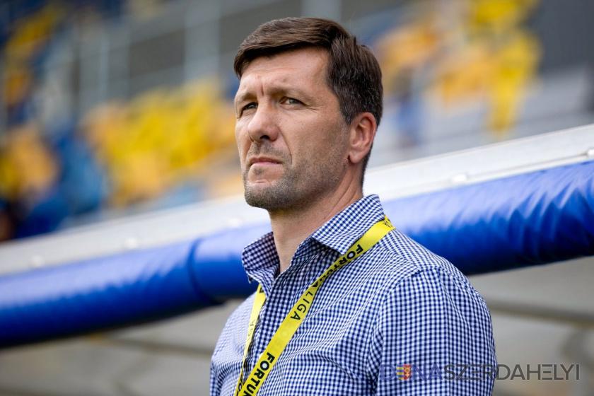 Video: Antal Németh pred derby Slovan-DAC