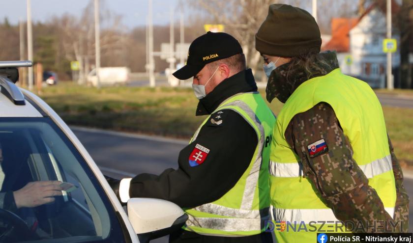 Polícia minulý týždeň zistila viac ako 5590 porušení opatrení