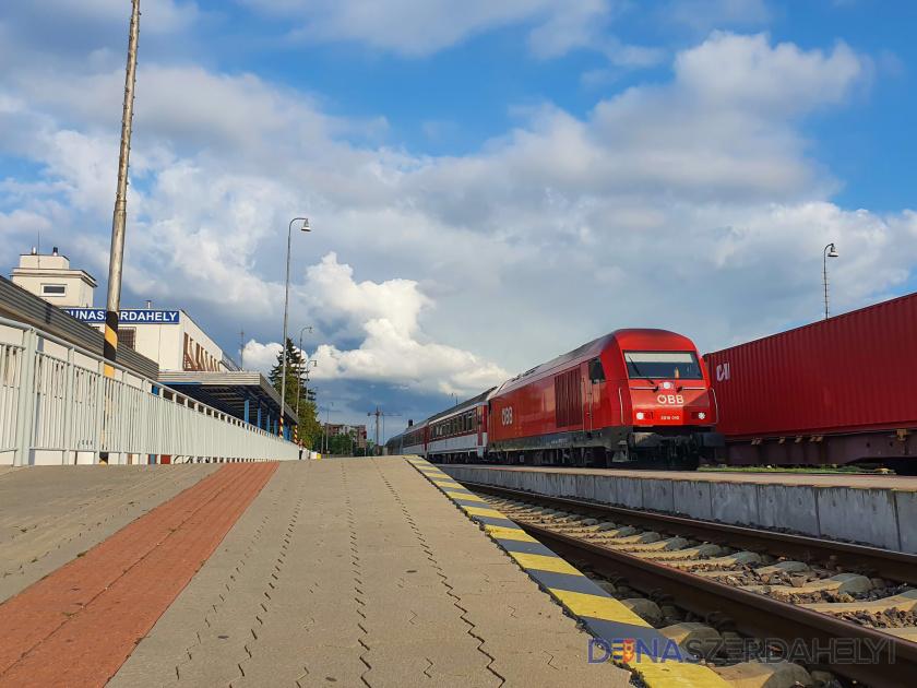 Na trati Bratislava – Dunajská Streda – Komárno realizuje ŽSR od začiatku októbra výluky