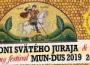 Koncom apríla opäť Dni Sv. Juraja a pútavé programy počas 5 dní
