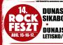Rock vo veľkom množstve – začína sa 14. RockFeszt!