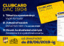 Informácie o predaji DAC CLUBCARD