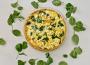 Pite s Feta syrom, špenátom, v obale zo sladkých zemiakov