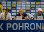 Tlačová konferencia po zápase Pohronie-DAC (1:2)