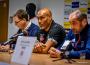 Tlačová konferencia po zápase Ružomberok-DAC (0:0)