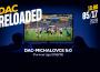 Link na sledovanie zápasu DAC-Michalovce (5:0) z jari 2019