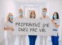 Rúško pre každého pacienta čidezinfekcia na každej izbe