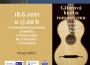 Gitarový koncert Karola Samuelčíka v Trnave